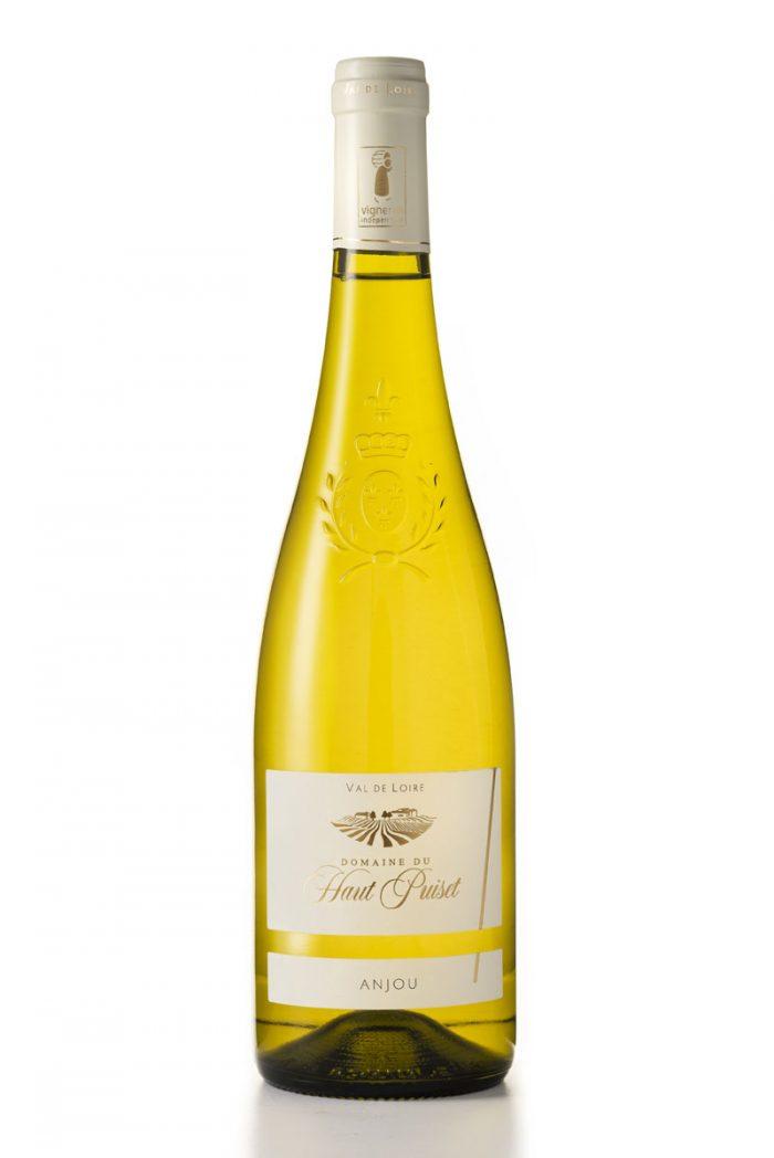 Blanc Anjou Domaine du Haut Puiset domaine viticole , vignoble français
