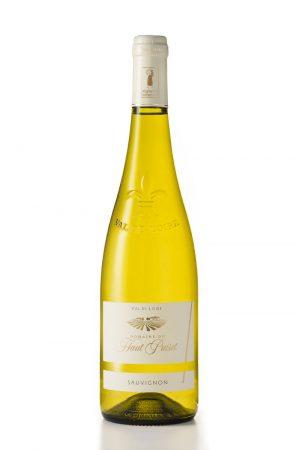 Blanc-Sauvignon Domaine du Haut Puiset domaine viticole , vignoble français