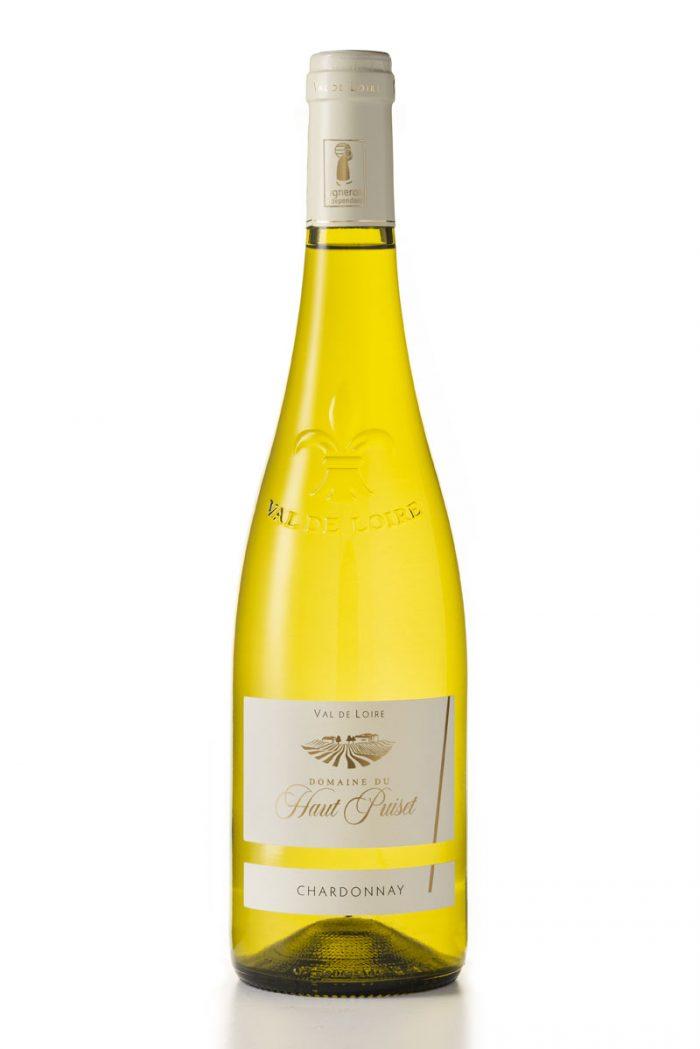 Chardonnay Domaine du Haut Puiset domaine viticole , vignoble français