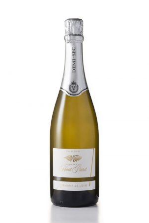 Cremant Demi Sec Domaine du Haut Puiset domaine viticole , vignoble français
